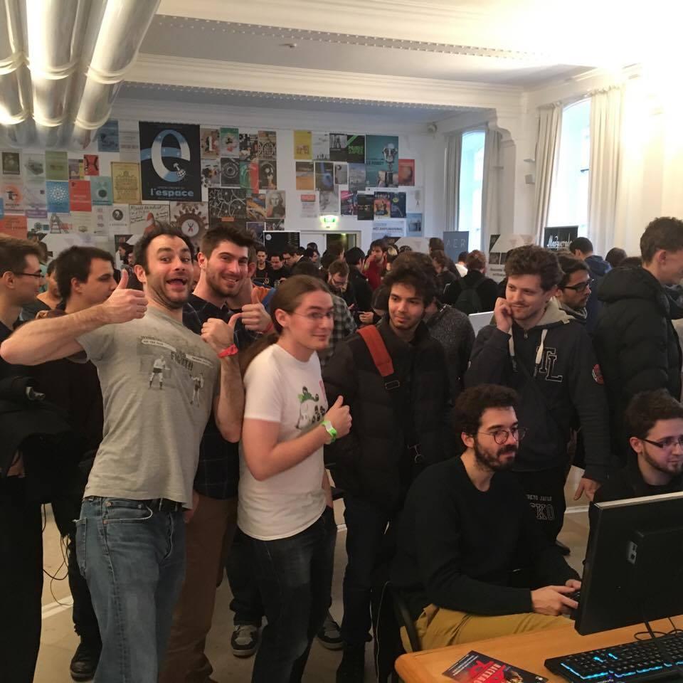 indiecade euroipe Hacktag booth